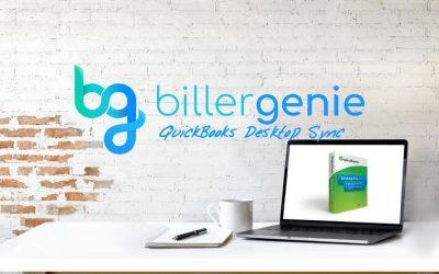 Biller Genie QuickBooks Desktop Sync Tutorial