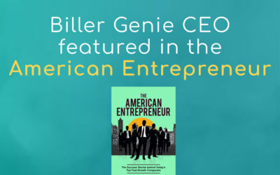 Biller Genie CEO featured in The American Entrepreneur